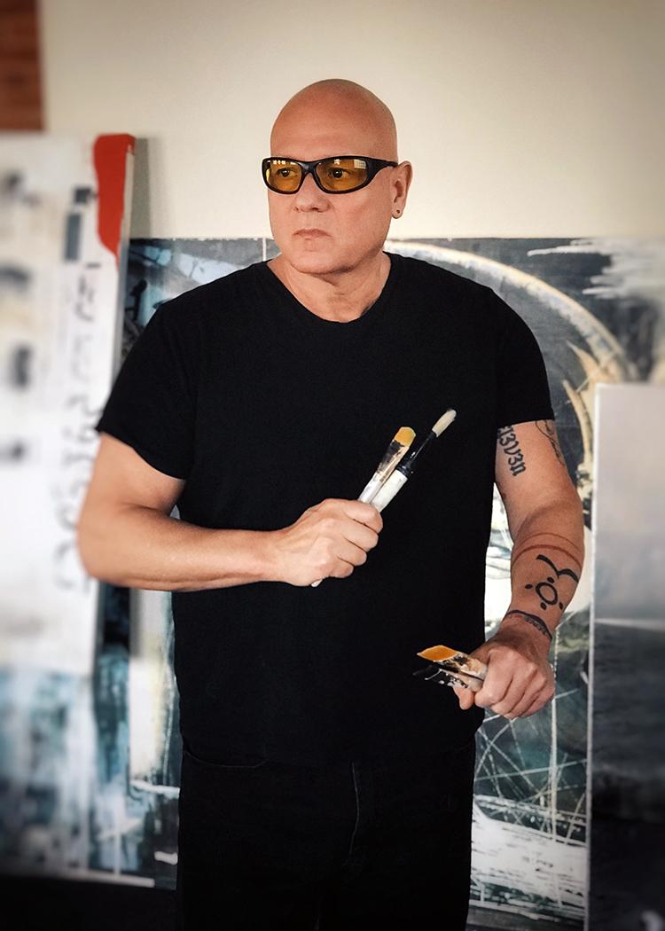 Artist, Guy-Vincent