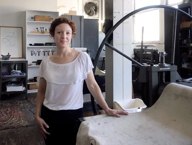 Stephanie Kluk, Zygote Press Co-Director