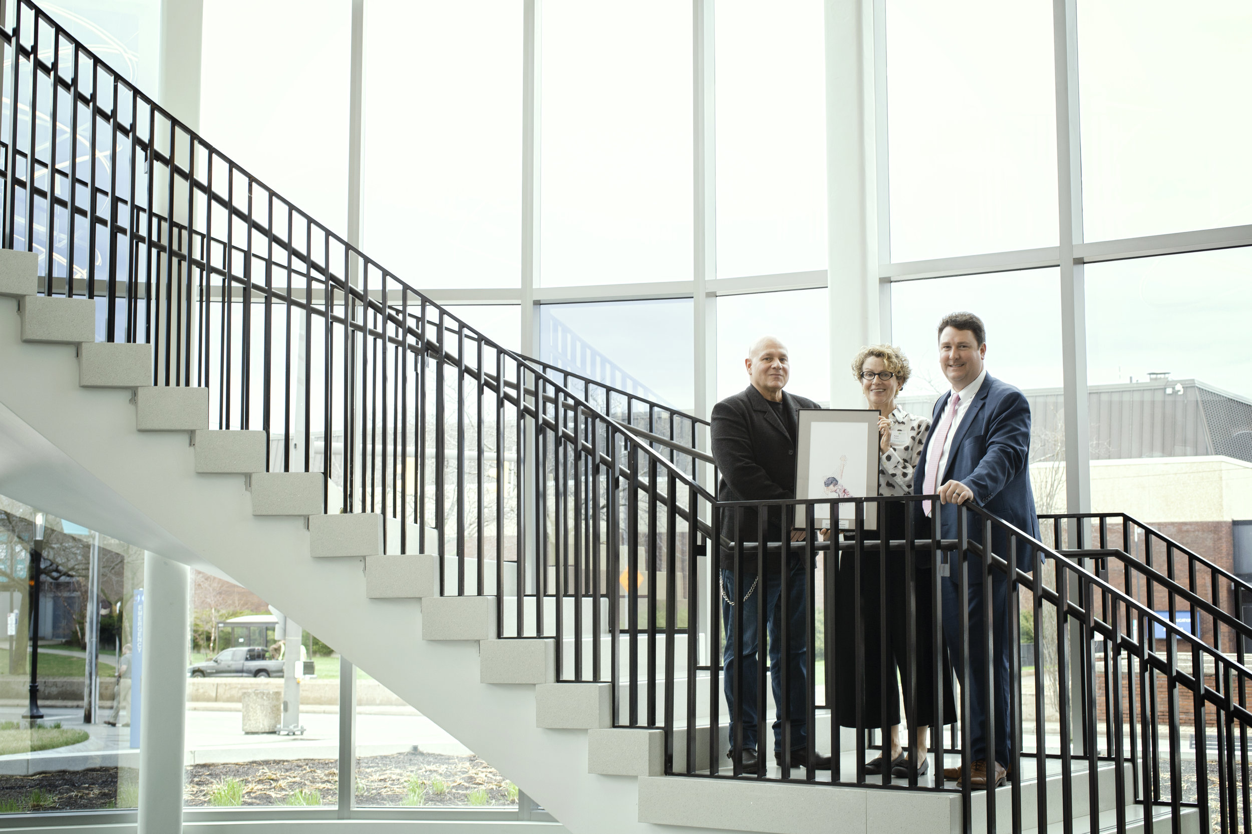Guy-Vincent, Jane Finley, Mark Lammon.
