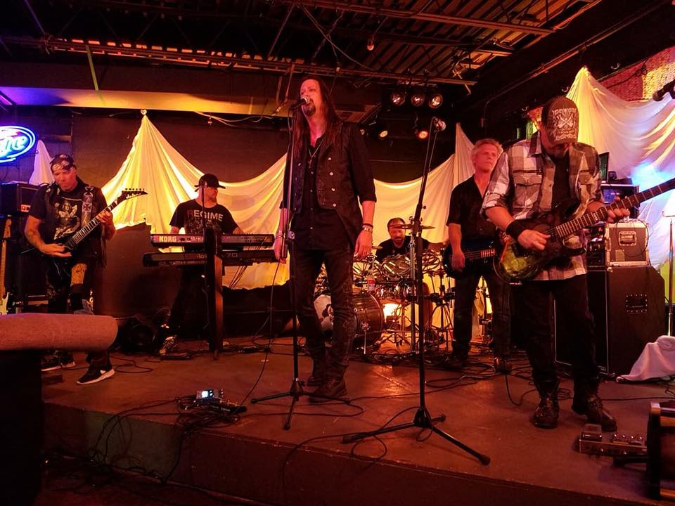 """We want to thank everyone who made it out to the DEATH BY METAL STL Original Metal Showcase featuring  Sons Of Vulcan , Stefan Drinnon and yours truly. Stay tuned as we will be announcing an """"official"""" CD Release Show."""