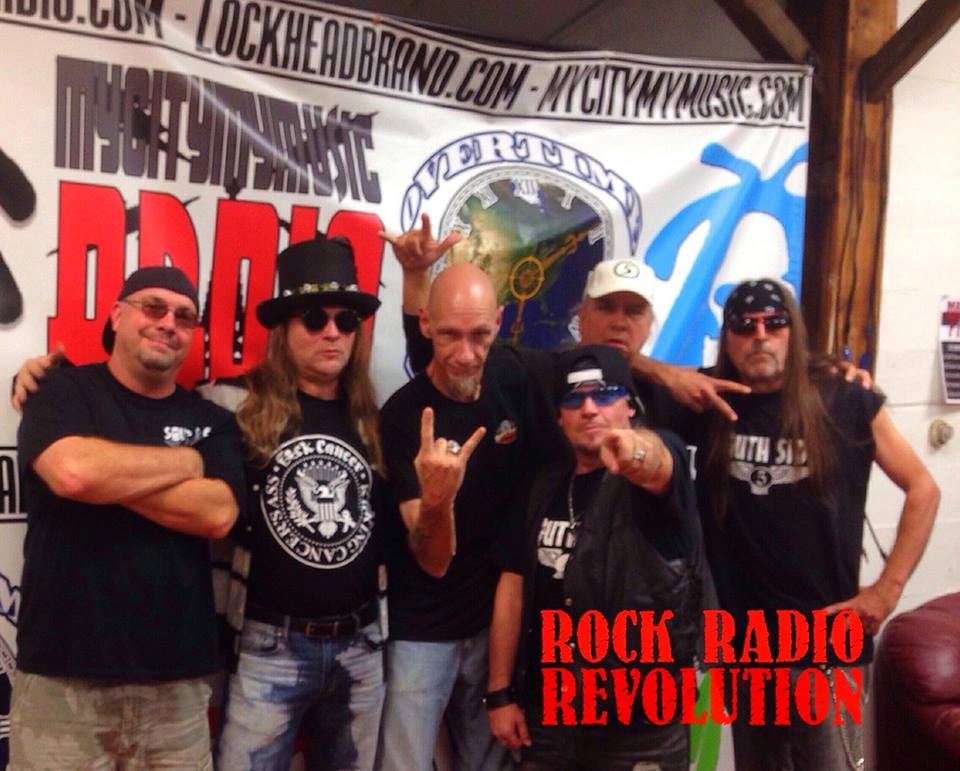 Thanks to South Side 5 and  Karma Dealer for stopping by tonight! Special visit from  Micke Flotron of  DirtykinG . Tonight's music from  Divine Sorrow , Divide The Empire , NOWAKE , Bleach , Seventh of Never , M99 and more! Thank YOU for joining us tonight!  Presented by  Bastard Brothers Brewing Company & Slo Odies !  Listen here: https://www.spreaker.com/user/overtime314/rock-radio-revolution-episode-8