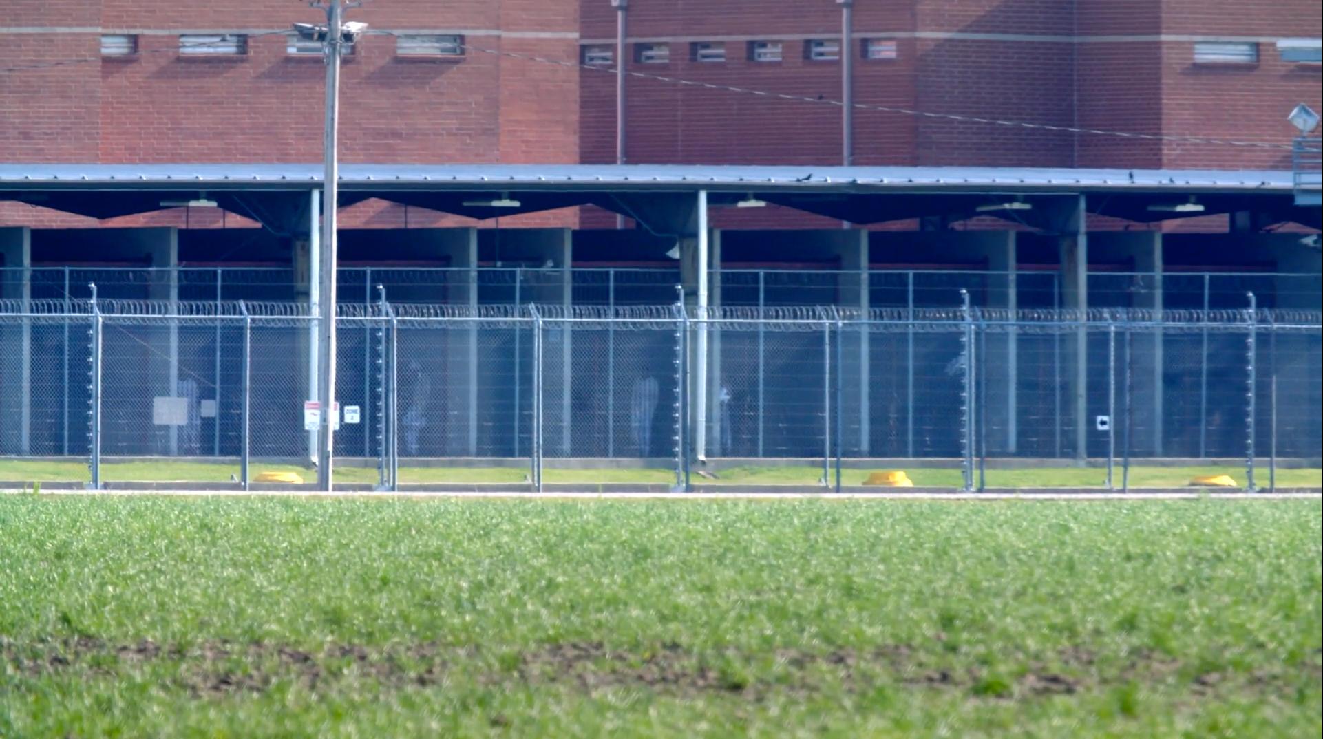 «Recreation time» at Varner Unit Prison