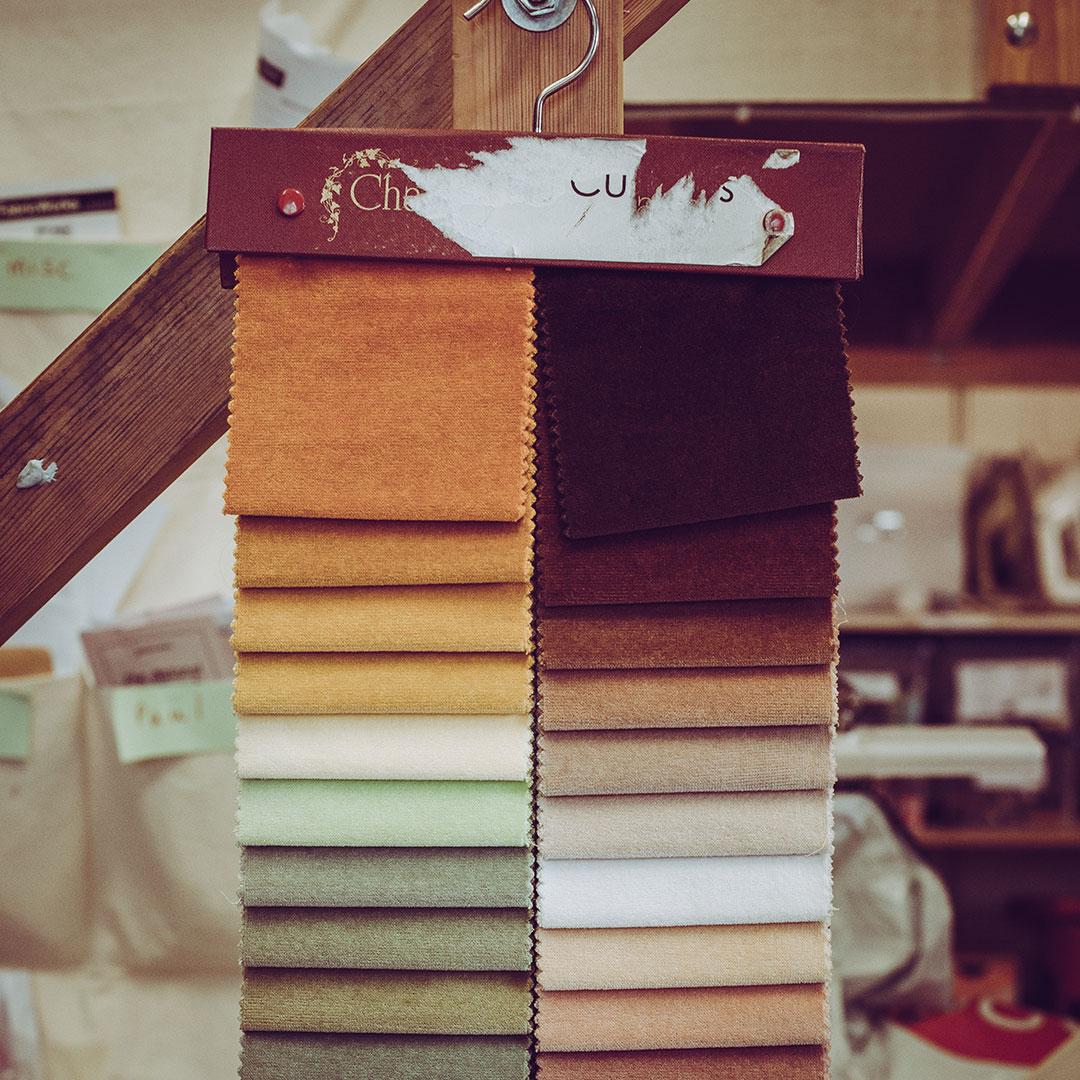 Fabric works -