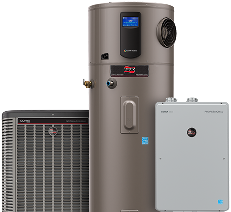 RUUD WATER HEATERS