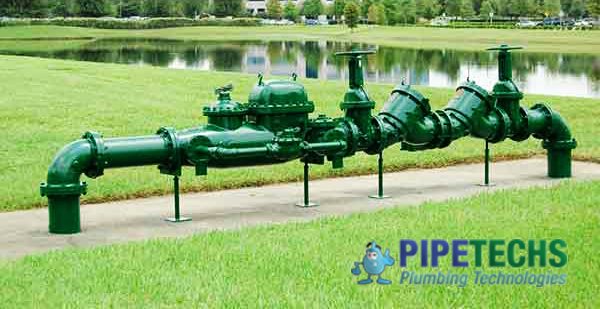 Residential Backflow Testing & Certification Services in Raleigh, NC area
