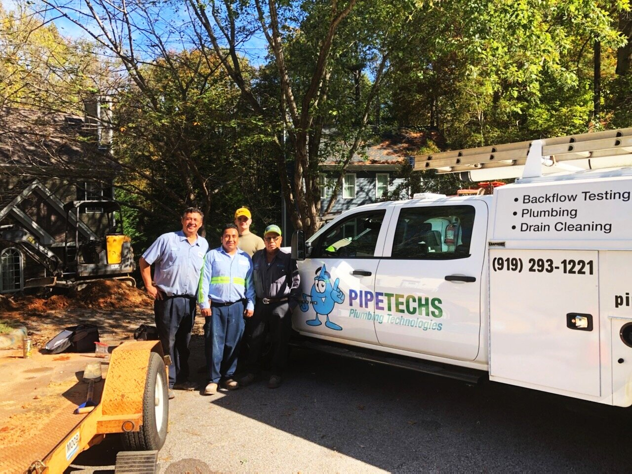 Pipetech Team