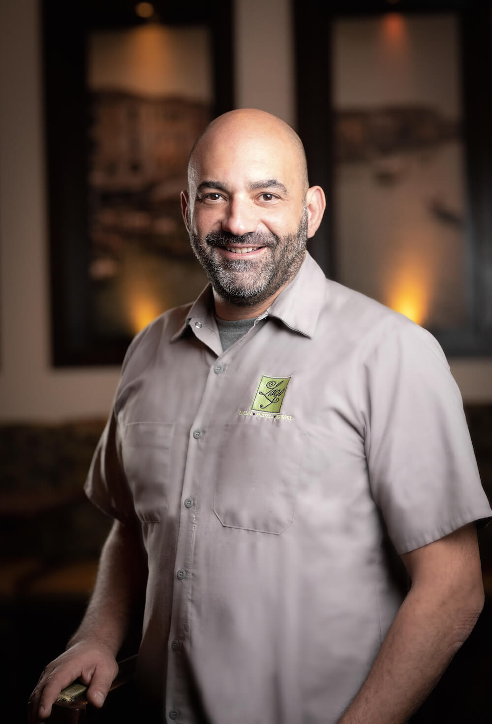 Fabio Salerno <br> Chef <br> Salerno Restaurant Group