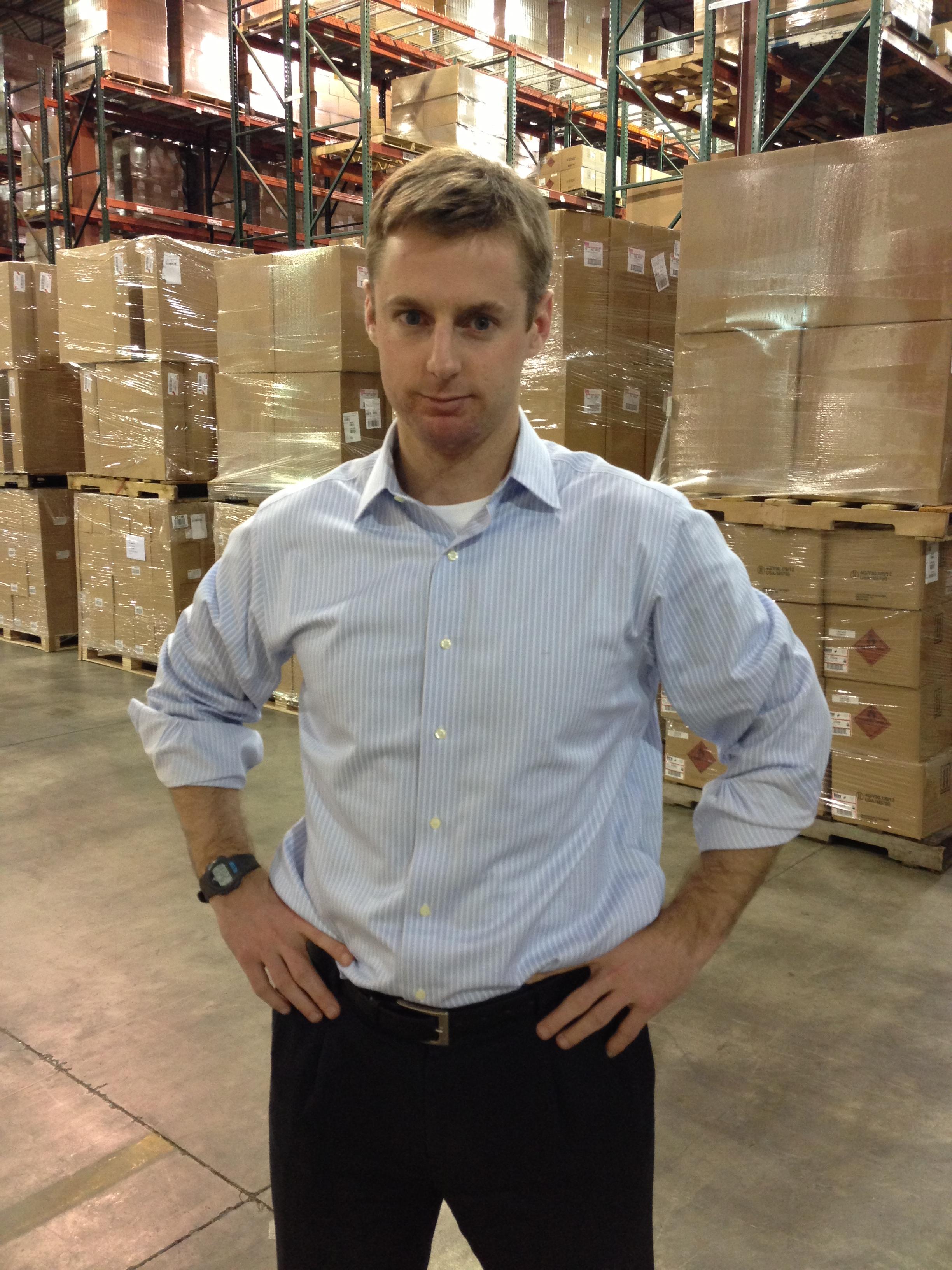 Blake Oatey <br> Director of Business Development <br> Oatey