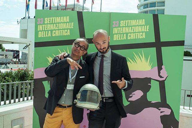 """Il nostro photocall prima della Premiere di """"Gagarin, Mi Mancherai"""" alla 75. Mostra di arte cinematografica di Venezia all'interno della 33. Settimana internazionale della critica."""