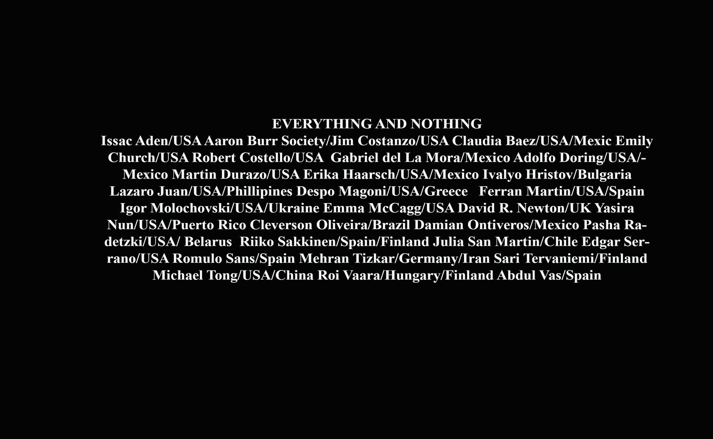 EverythingAndNothing artist list.jpg