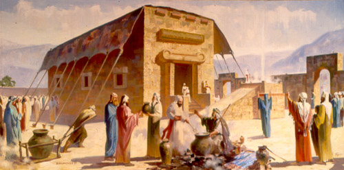 Source: The Temple Institute - Jerusalem, Israel