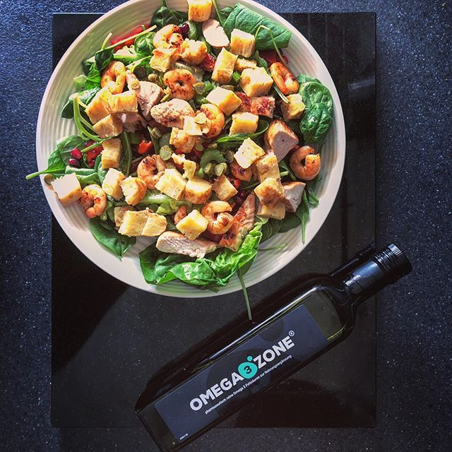 ***WIN A 500ml BOTTLE OF O3Z*** It's salad season and we want to know what's on your plate? 🥗 - 1) Follow our page 2) Tag a friend 3) Tell us in the comments what's in your favourite salad dish (we need some inspiration! 😋) - Competition closes 23:59 Mon 29th July