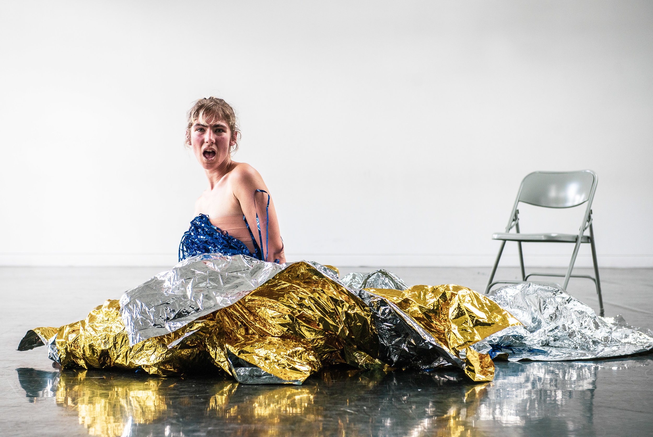 Selkie Was A Sea Witch (or?...) - Kitty Fedorec - image Brian Hartley