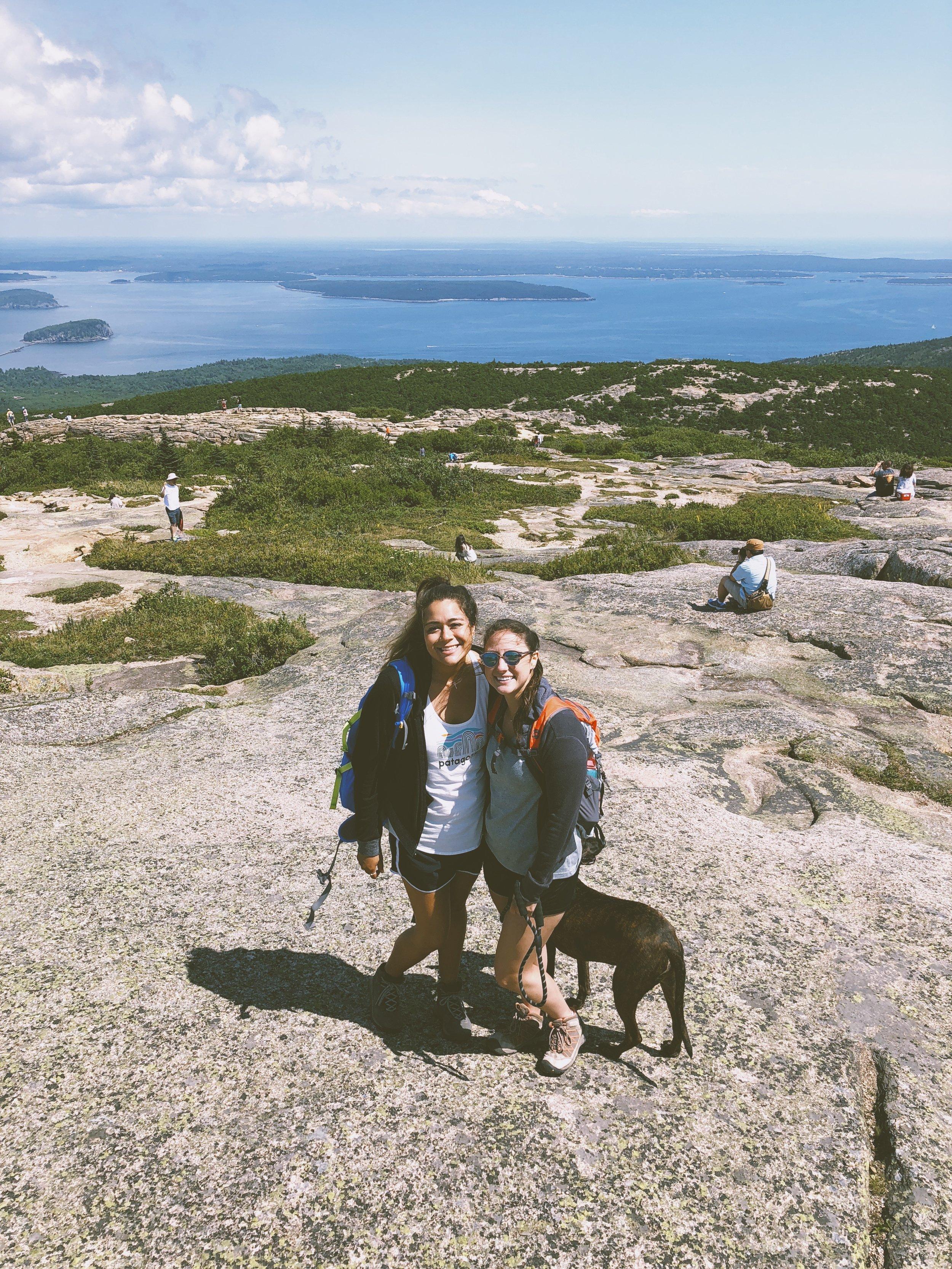 Acadia National Park, Maine 2018