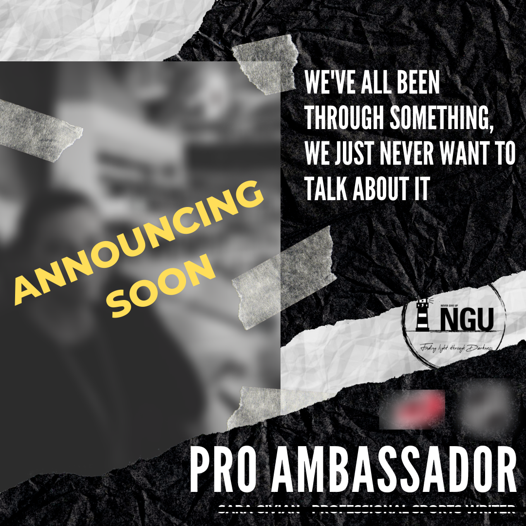 This ambassador is a huge addition to the NGU team and has certainly set their stage in the professional world with an outstanding social platform in the sports and media world.