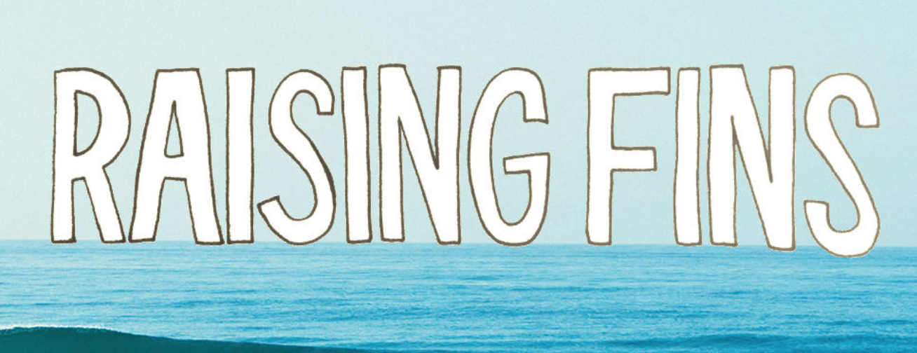 Raising Fins - A campaign led by Jodi Robertson, a student from Northeastern University, on the importance of Leaving No Trace when scuba diving.