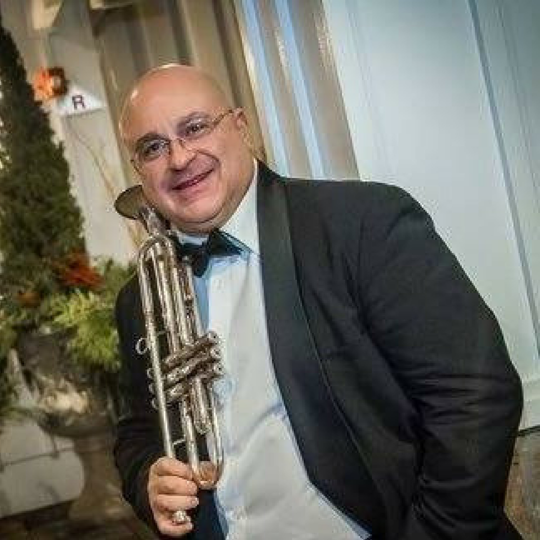 Ray Rosario - OWNER OF ACKERMANS AND RENOWNED TRUMPET PLAYER!