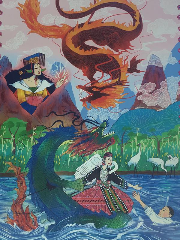 China + Hmong