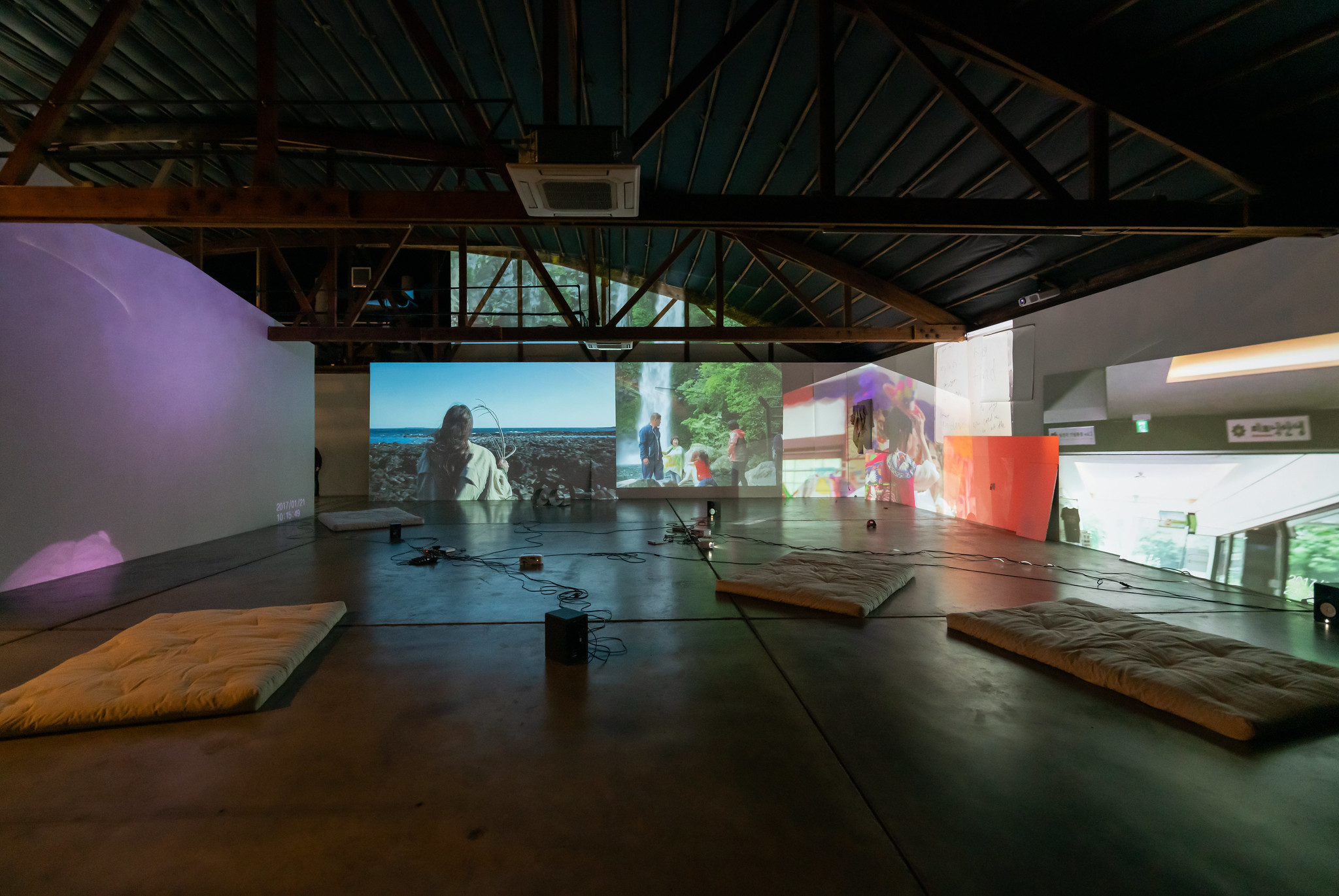 Curator in Residence - The Curator in Residence program is the first of its kind in the region. Through the CiR program, audiences are inspired by viewing local, national, and international work in their region and the arts community establishes new connections throughout the world.