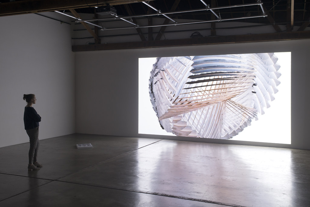 Installation at Disjecta