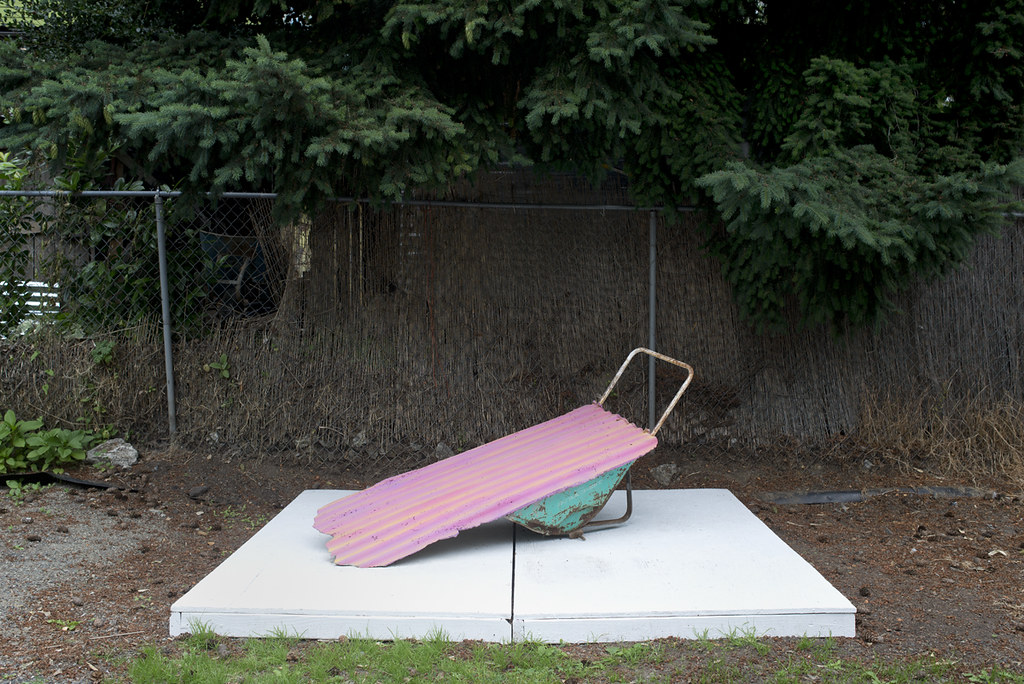 Colin Kippen  exhibited at Project Grow, Portland