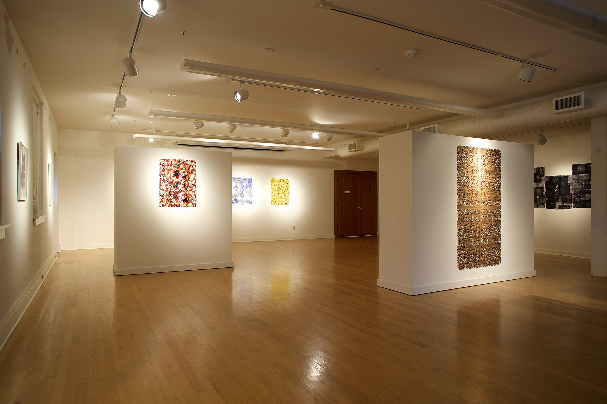 Charlene Liu  exhibited at Crow's Shadow Institute of the Arts, Confederated Tribes of the Umatilla Indian Reservation