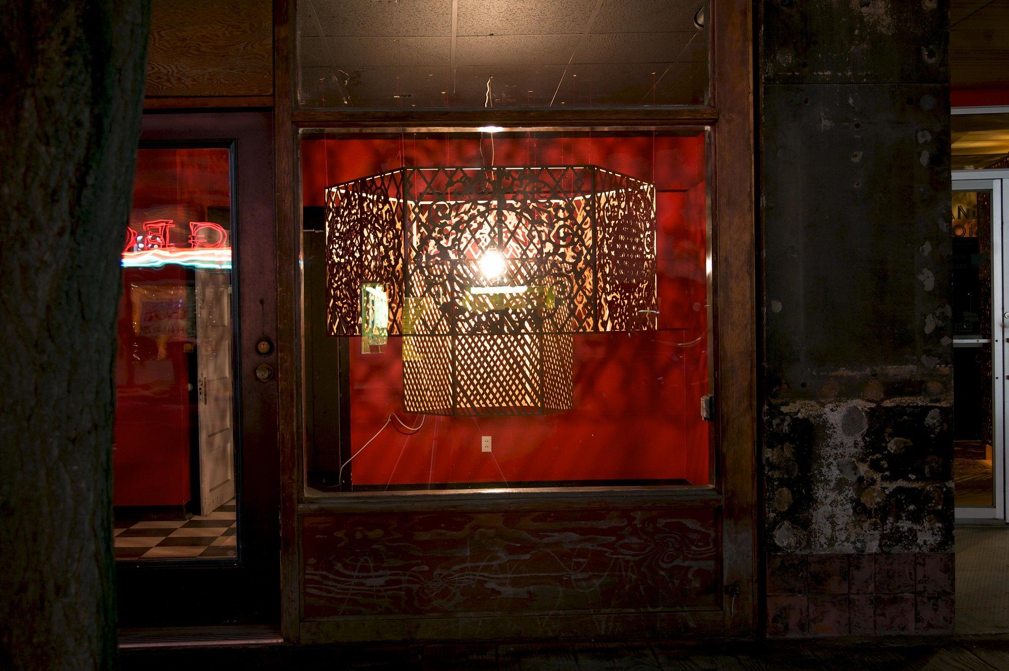 Charlene Liu  exhibited at The Rivoli Theater, Pendleton