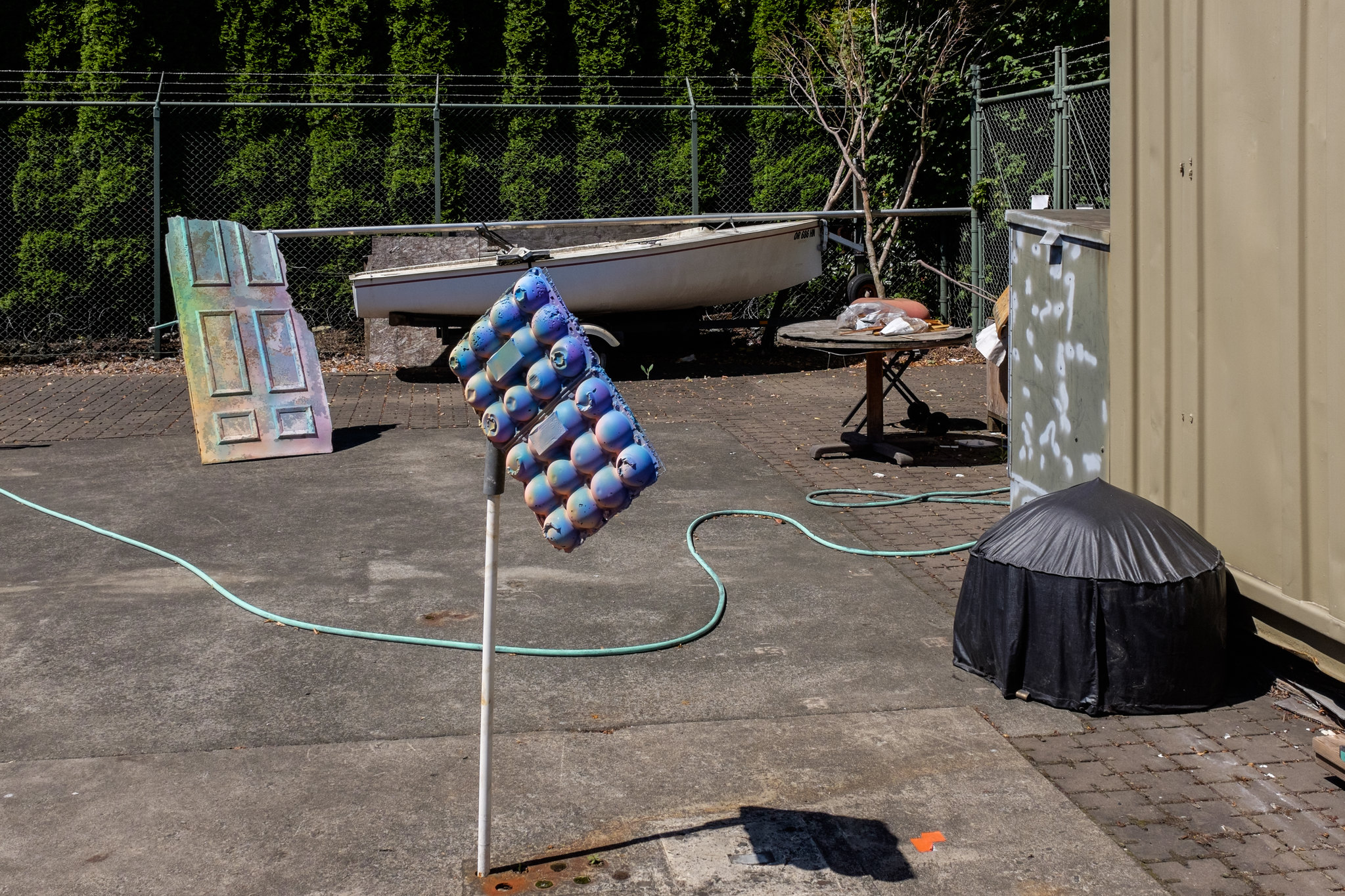Installation at c3 Initiative, Portland