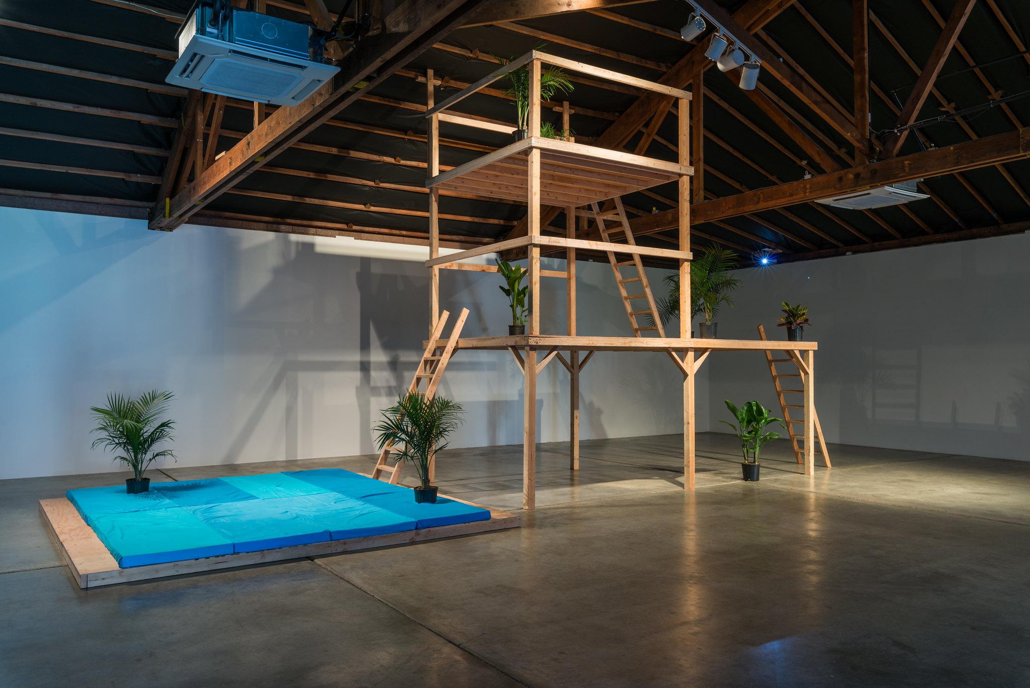 "Sensory Gymnastics: Radames ""Juni"" Figueroa, Pablo Guardiola, Eric W. Mast, and Harry Everett Smith -"