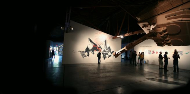 Immaterialized: Group Exhibition -