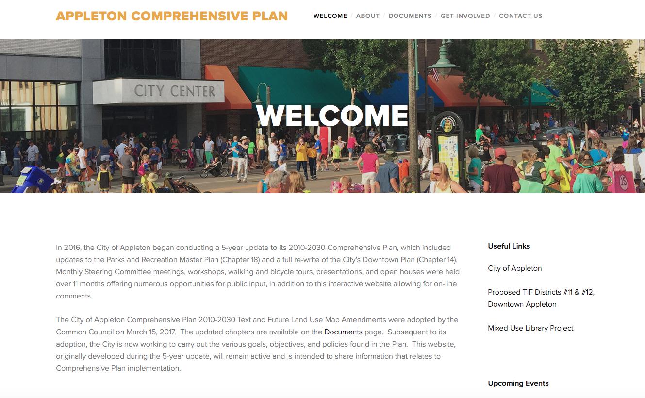 Downtown Master Plan + Comprehensive Plan Update