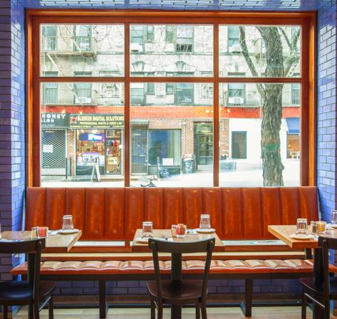 vegan food in Soho, Manhattan