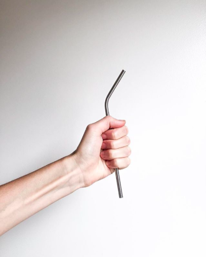 Skip The Straw and Stop Sucking