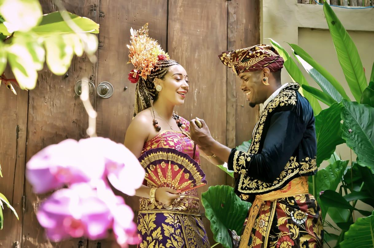 Olivia & Damon on our Bali trip May 2019