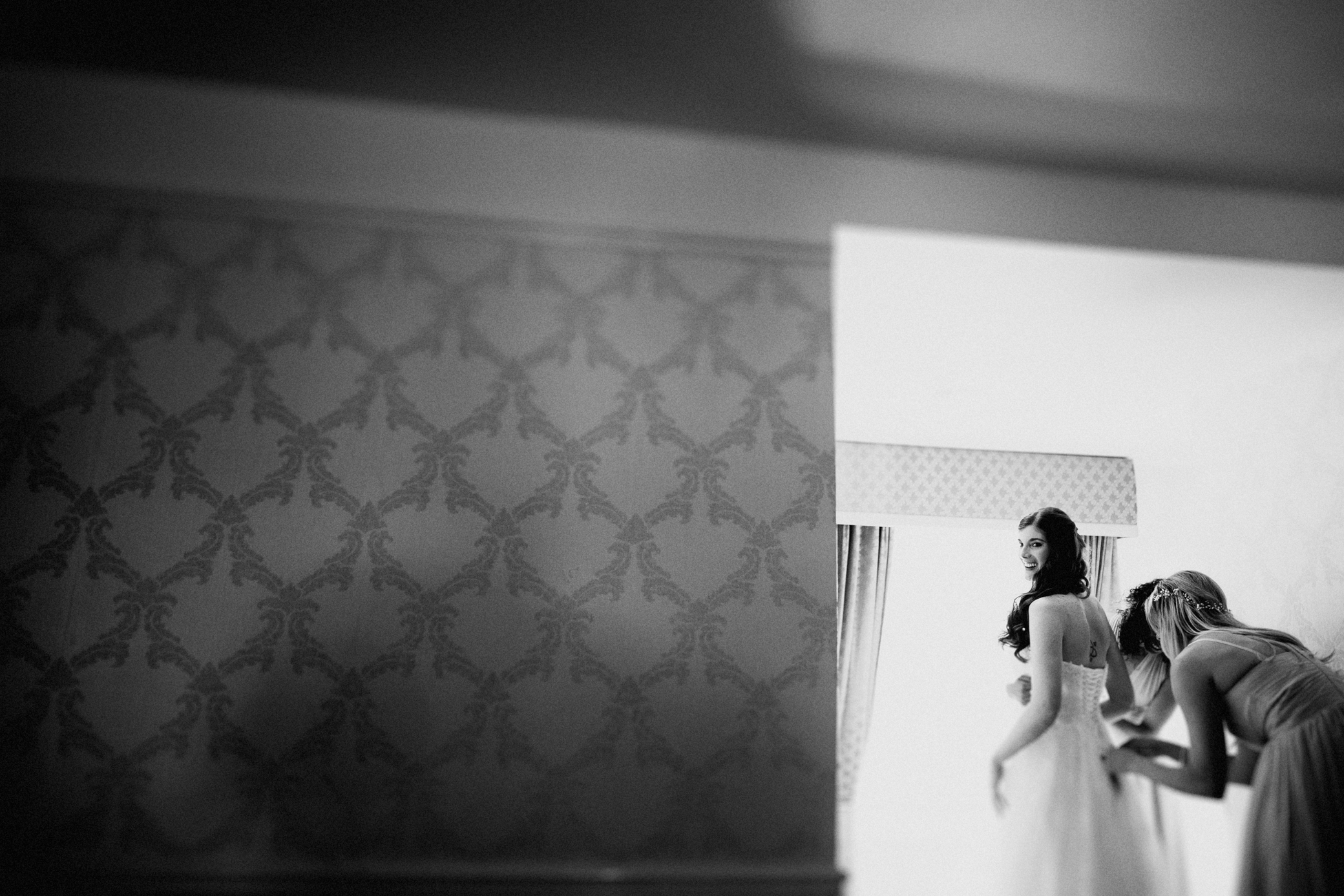Castletown House - Celbridge Manor Hotel Wedding - Elopement Ireland-36.jpg