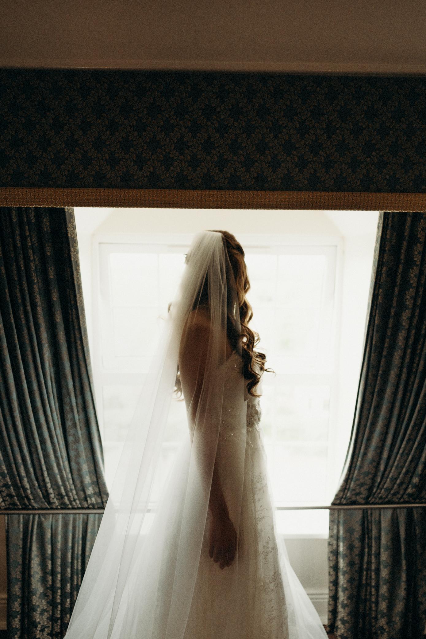 Castletown House - Celbridge Manor Hotel Wedding - Elopement Ireland-64.jpg