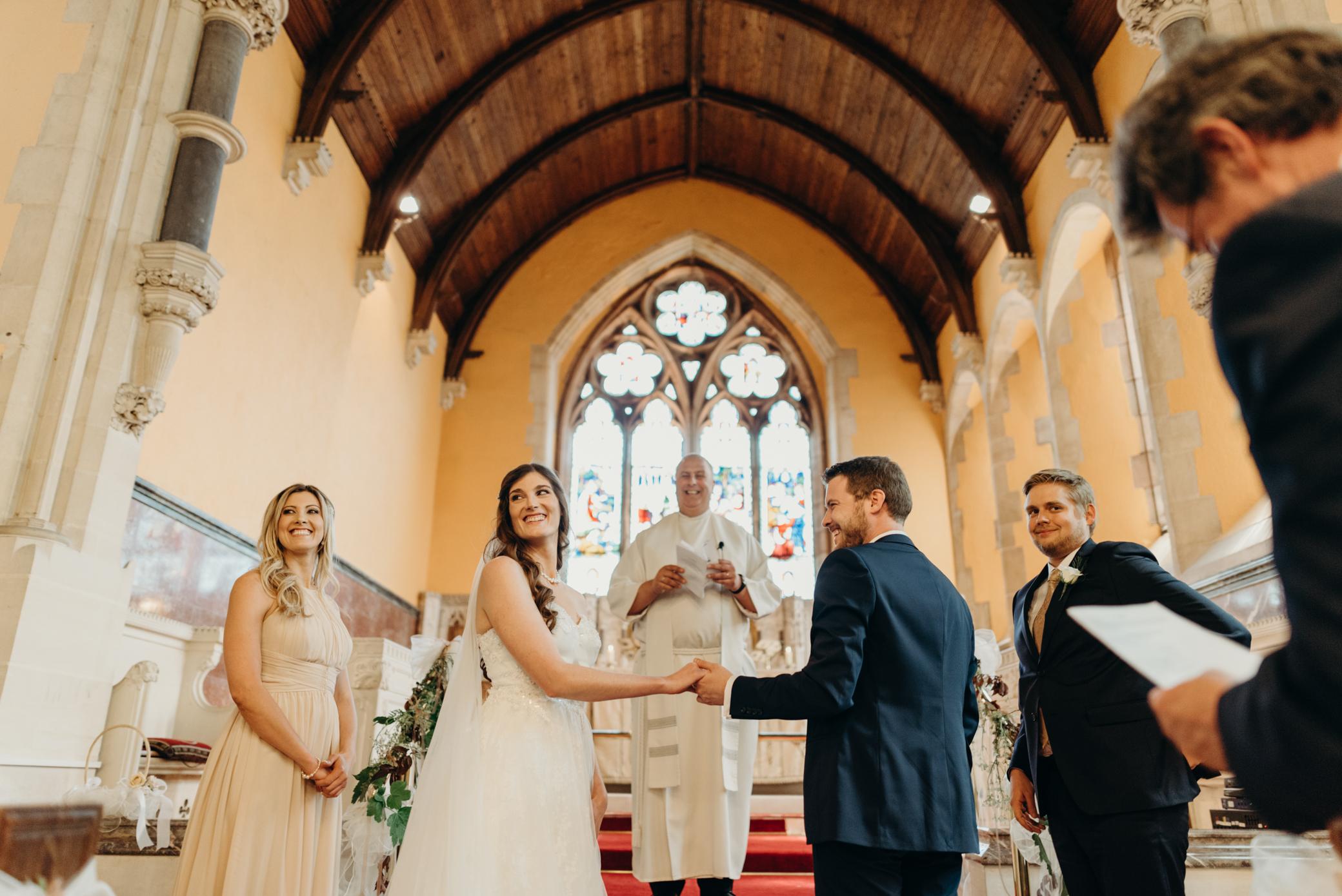 Castletown House - Celbridge Manor Hotel Wedding - Elopement Ireland-102.jpg