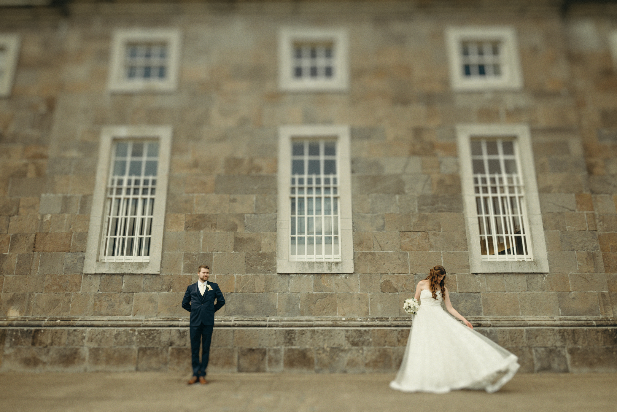 Castletown House - Celbridge Manor Hotel Wedding - Elopement Ireland-158.jpg