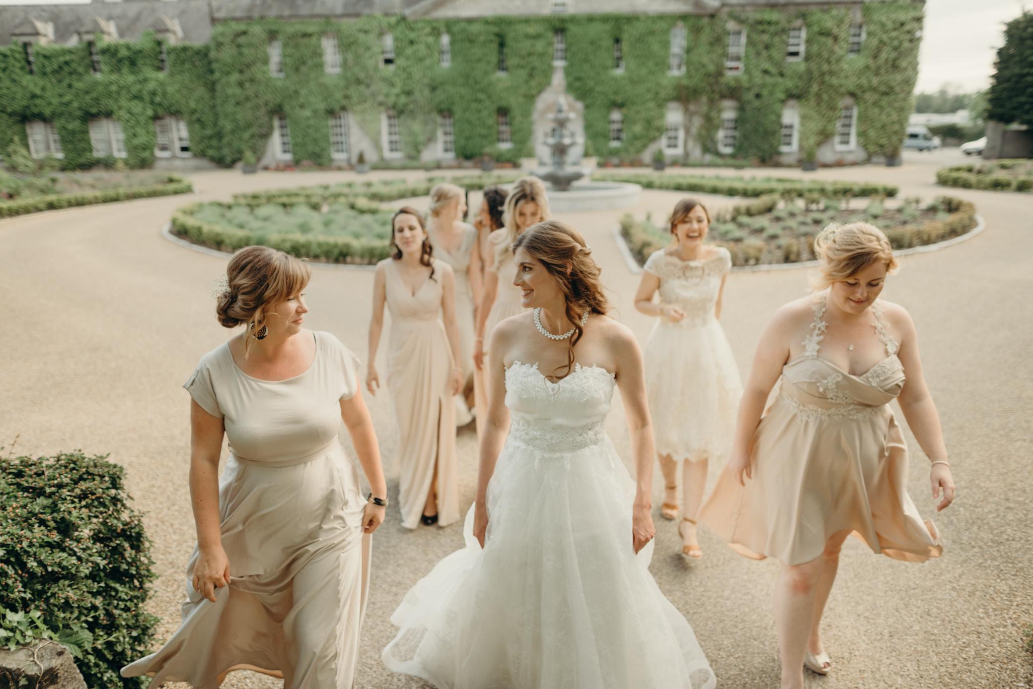 Castletown House - Celbridge Manor Hotel Wedding - Elopement Ireland-9.jpg