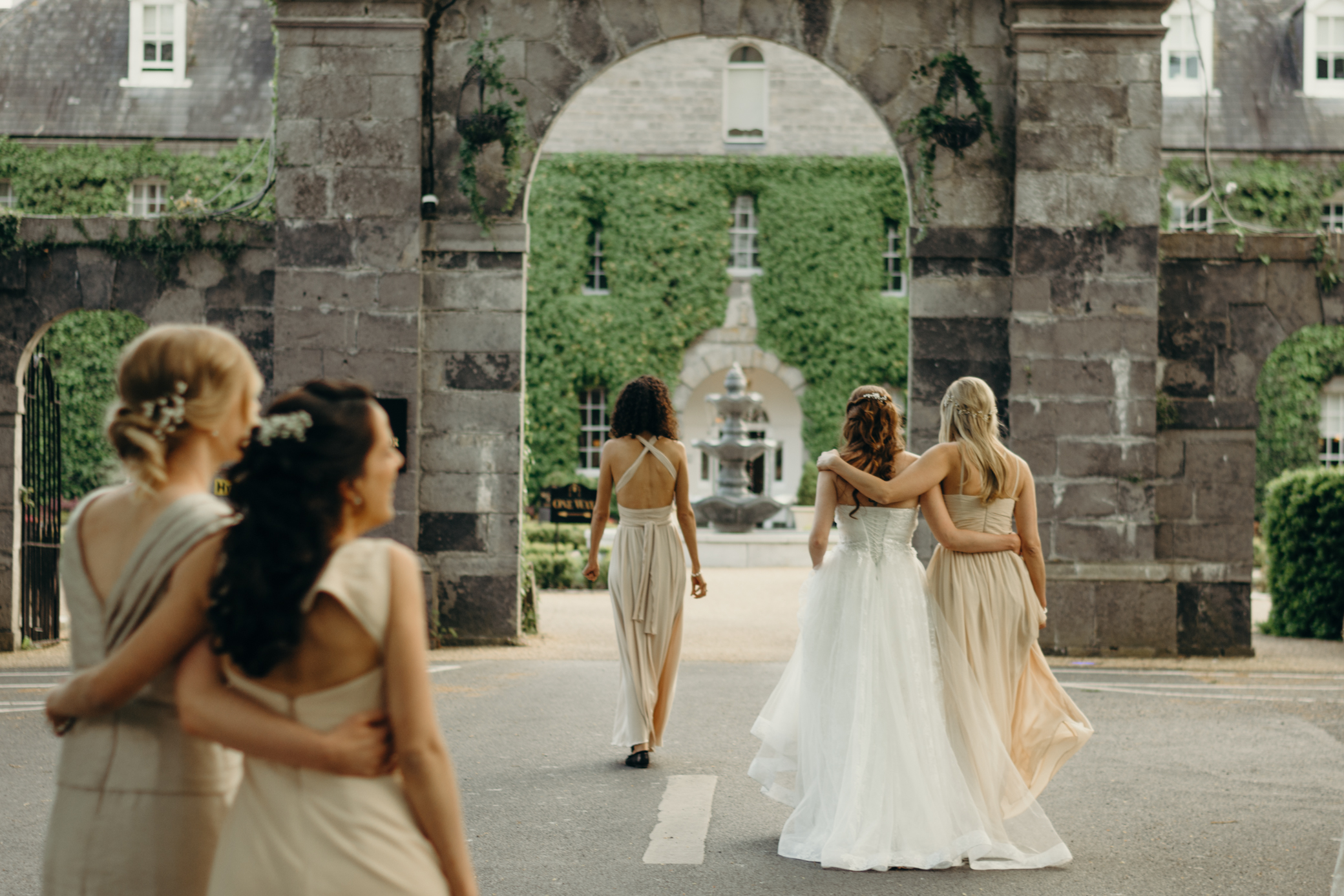 Castletown House - Celbridge Manor Hotel Wedding - Elopement Ireland-11.jpg