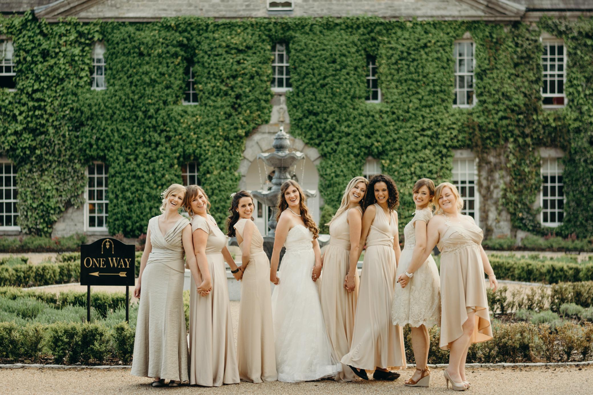 Castletown House - Celbridge Manor Hotel Wedding - Elopement Ireland-13.jpg