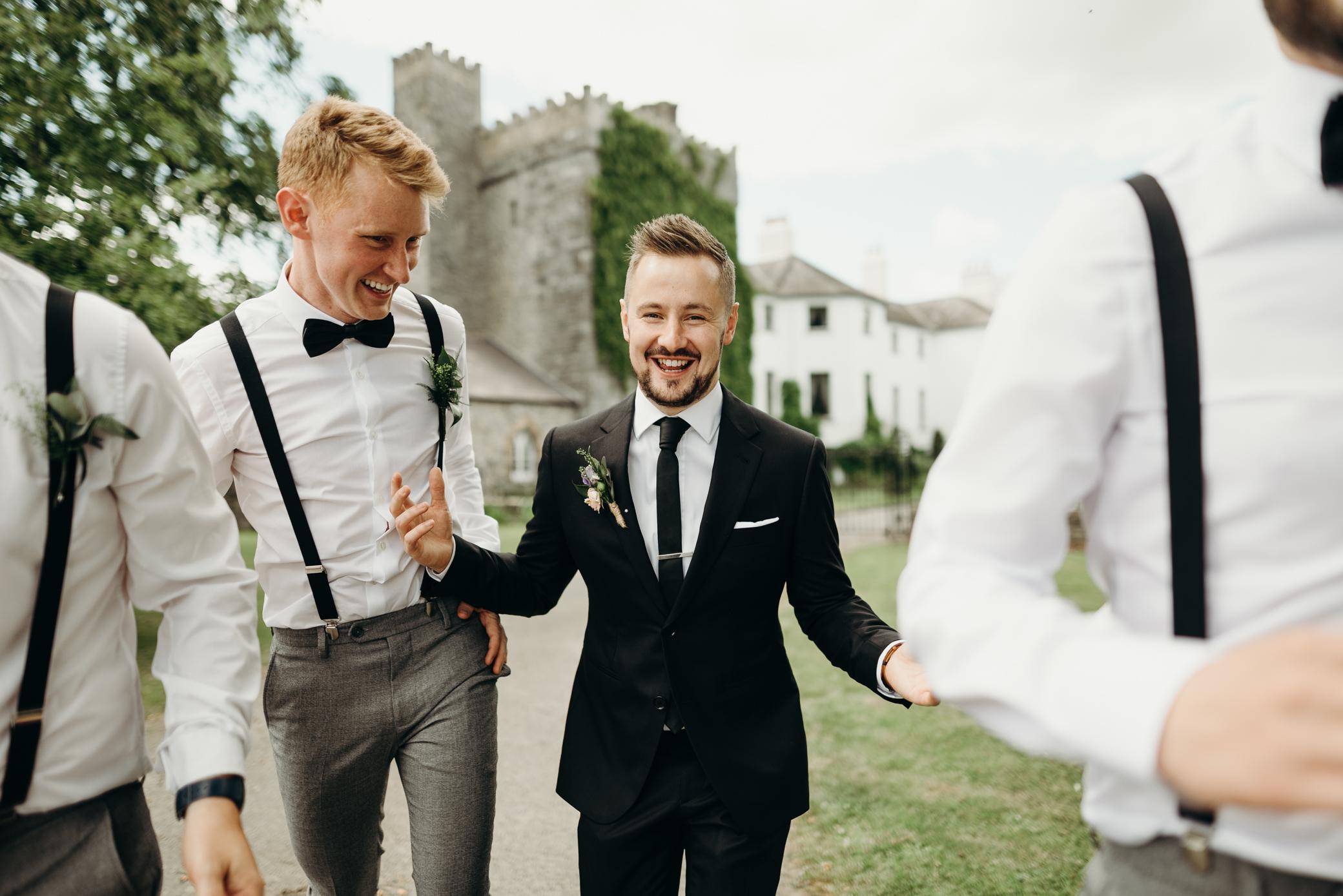 Alan&Naz- Barberstown Castle Wedding - Wedding photographer Ireland-96.jpg
