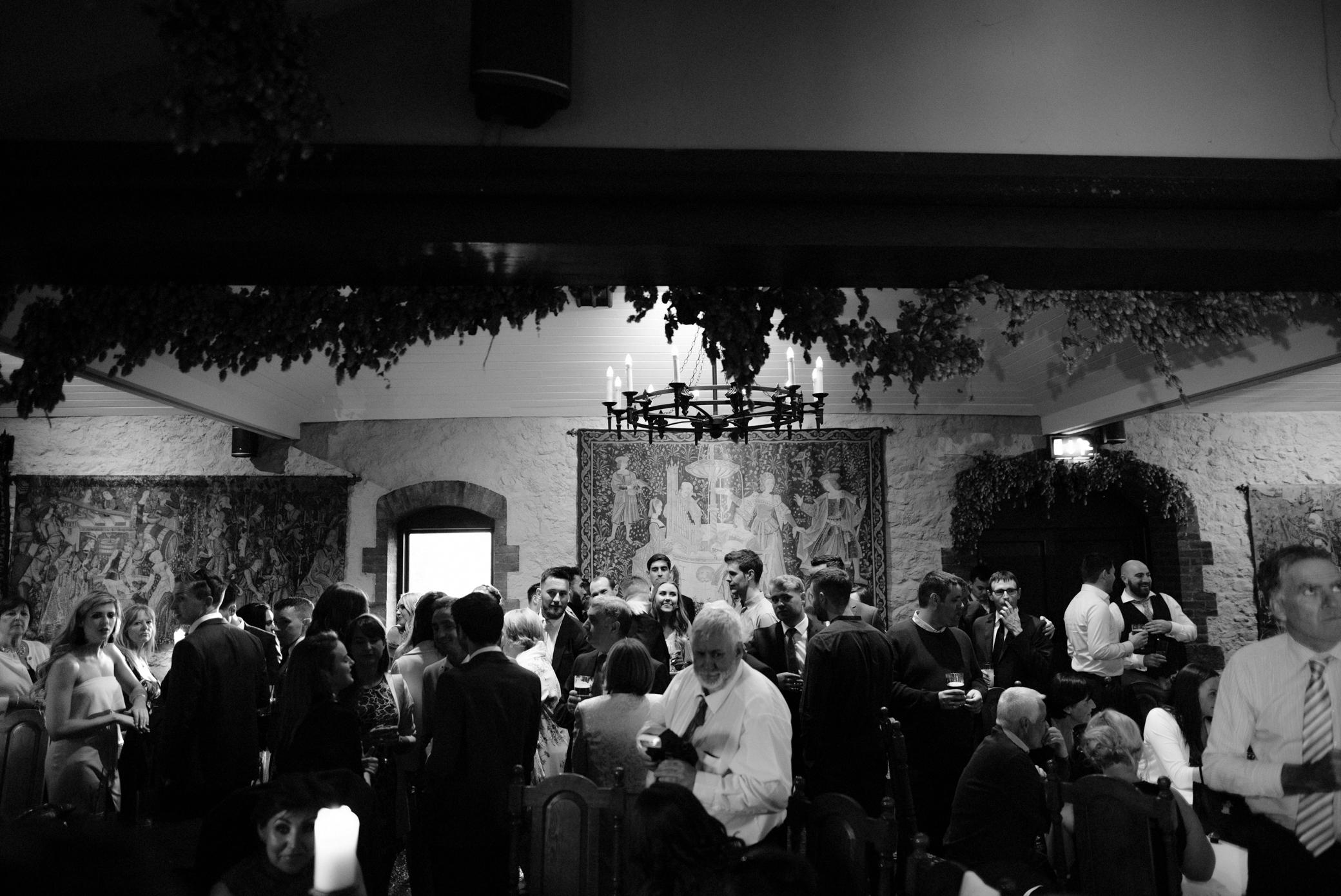 Alan&Naz- Barberstown Castle Wedding - Wedding photographer Ireland-201.jpg