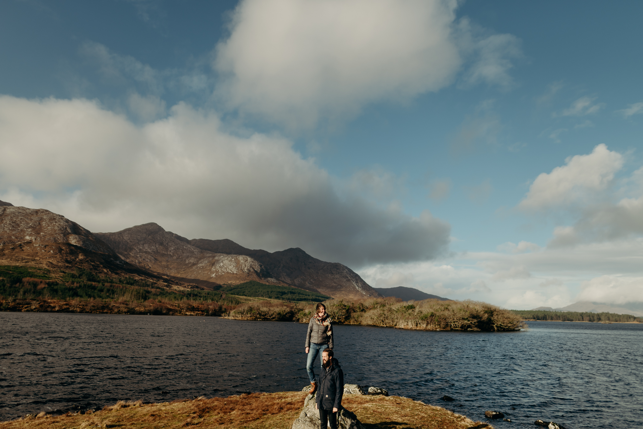 Connemara Elopement - Irish Wedding Photographer - Elopement Ireland-12.jpg