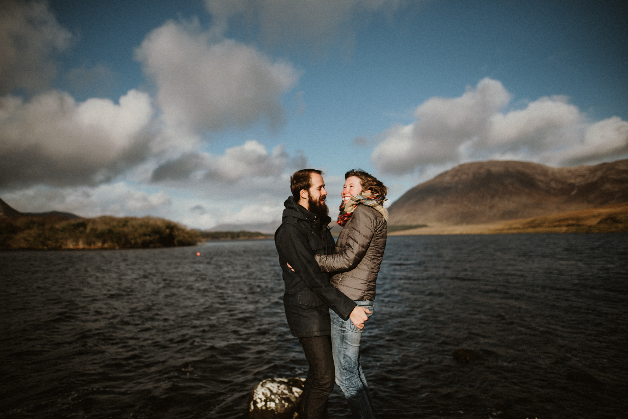 Connemara Elopement - Irish Wedding Photographer - Elopement Ireland-15.jpg