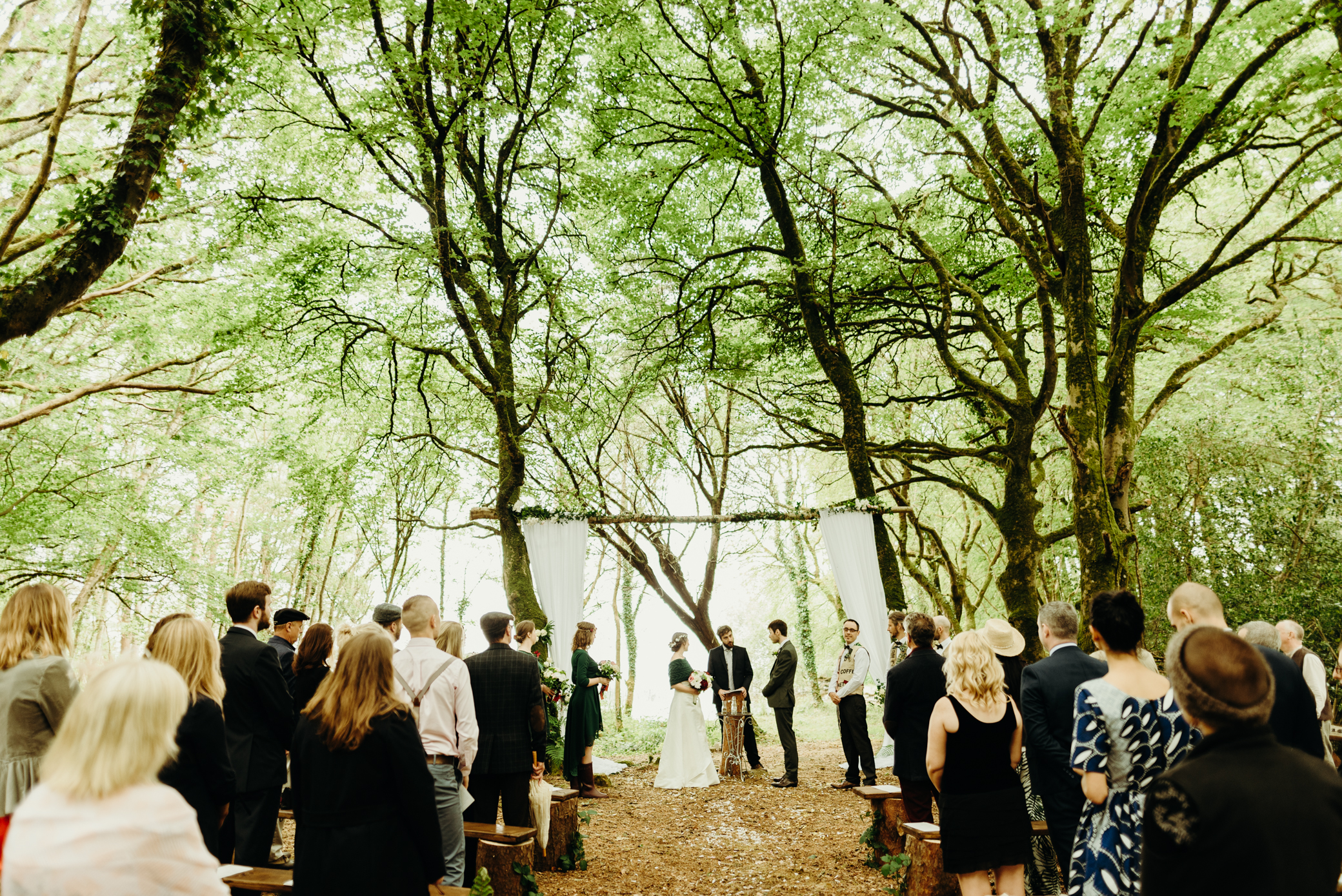 Alternative Wedding Ireland - Elopement photographer Ireland - Destination Photographer Europe-36.jpg