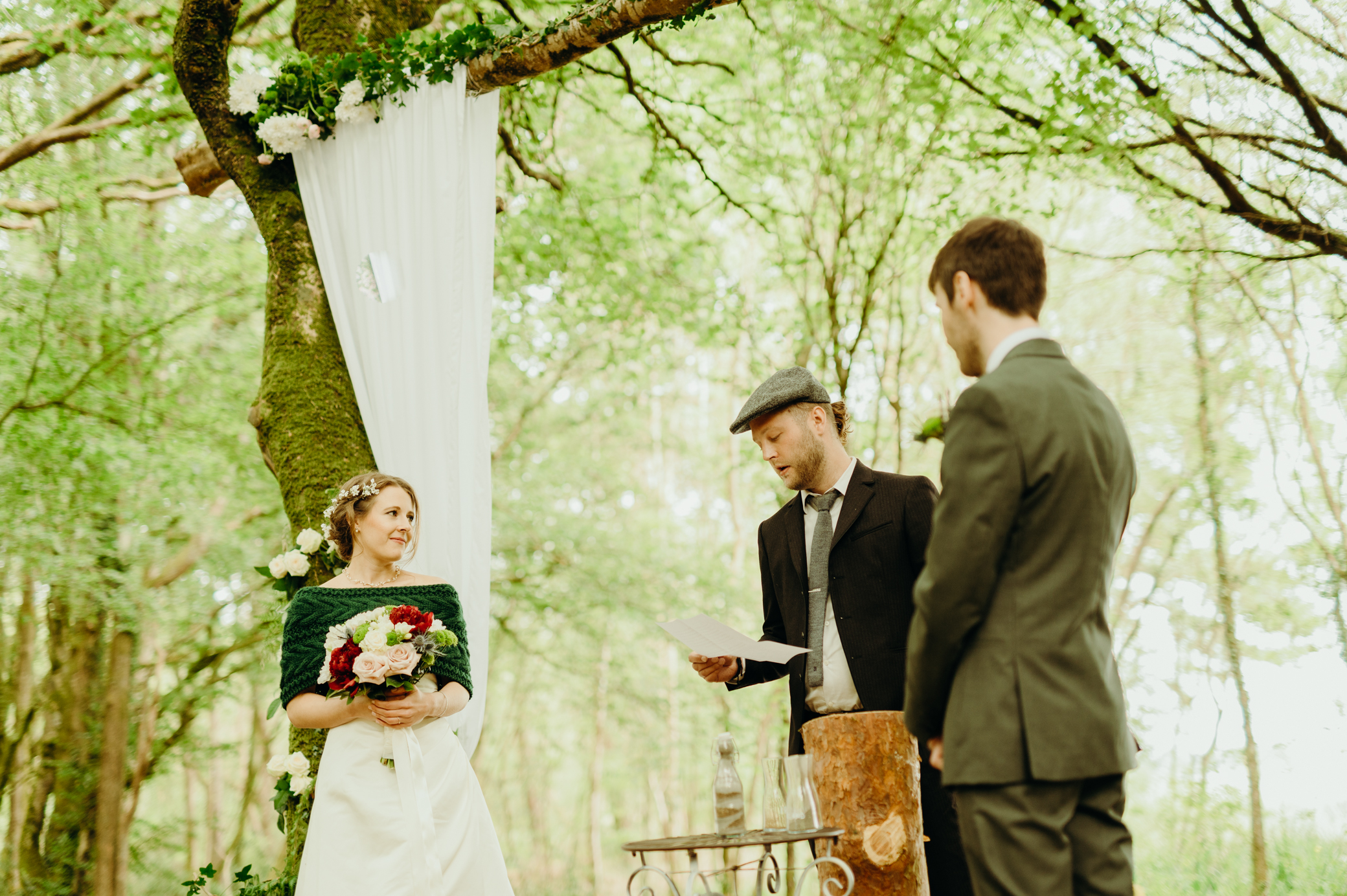 Alternative Wedding Ireland - Elopement photographer Ireland - Destination Photographer Europe-52.jpg