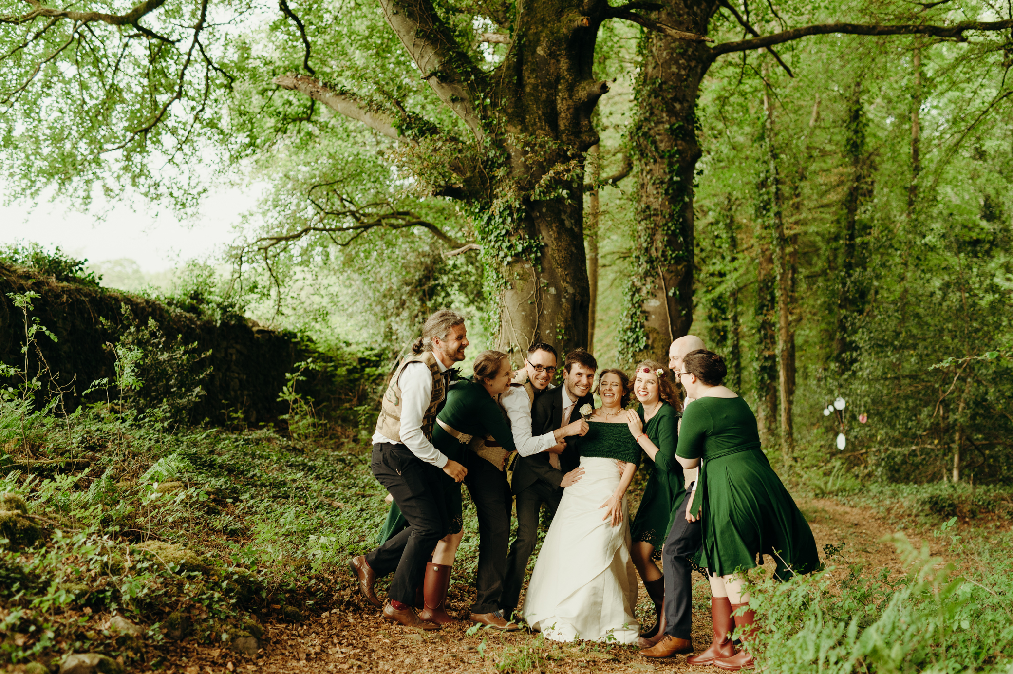 Alternative Wedding Ireland - Elopement photographer Ireland - Destination Photographer Europe-75.jpg