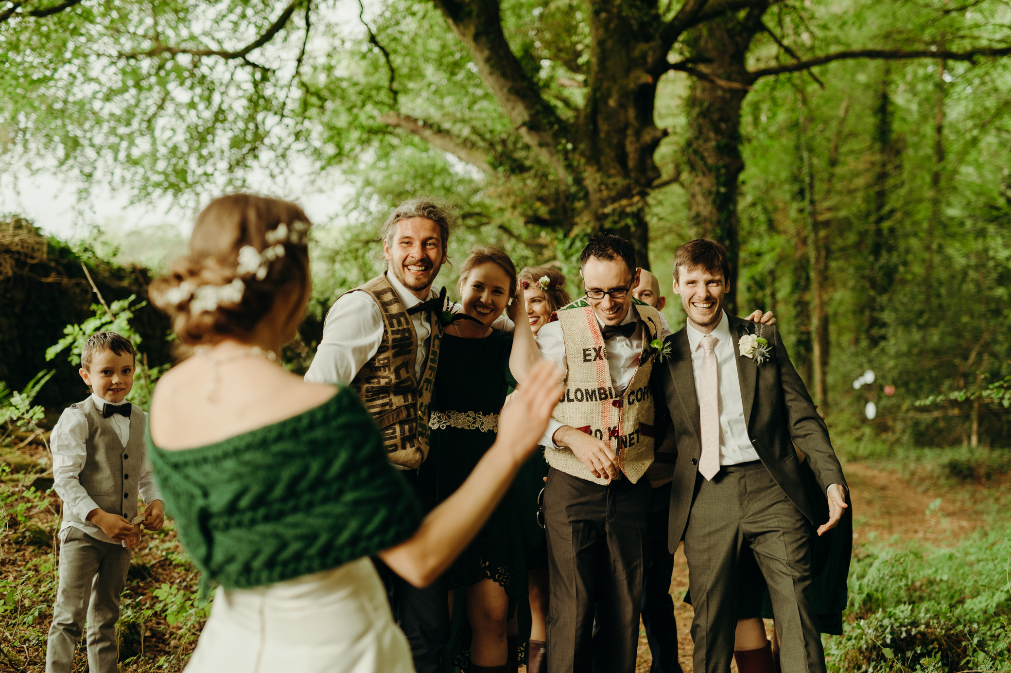 Alternative Wedding Ireland - Elopement photographer Ireland - Destination Photographer Europe-76.jpg