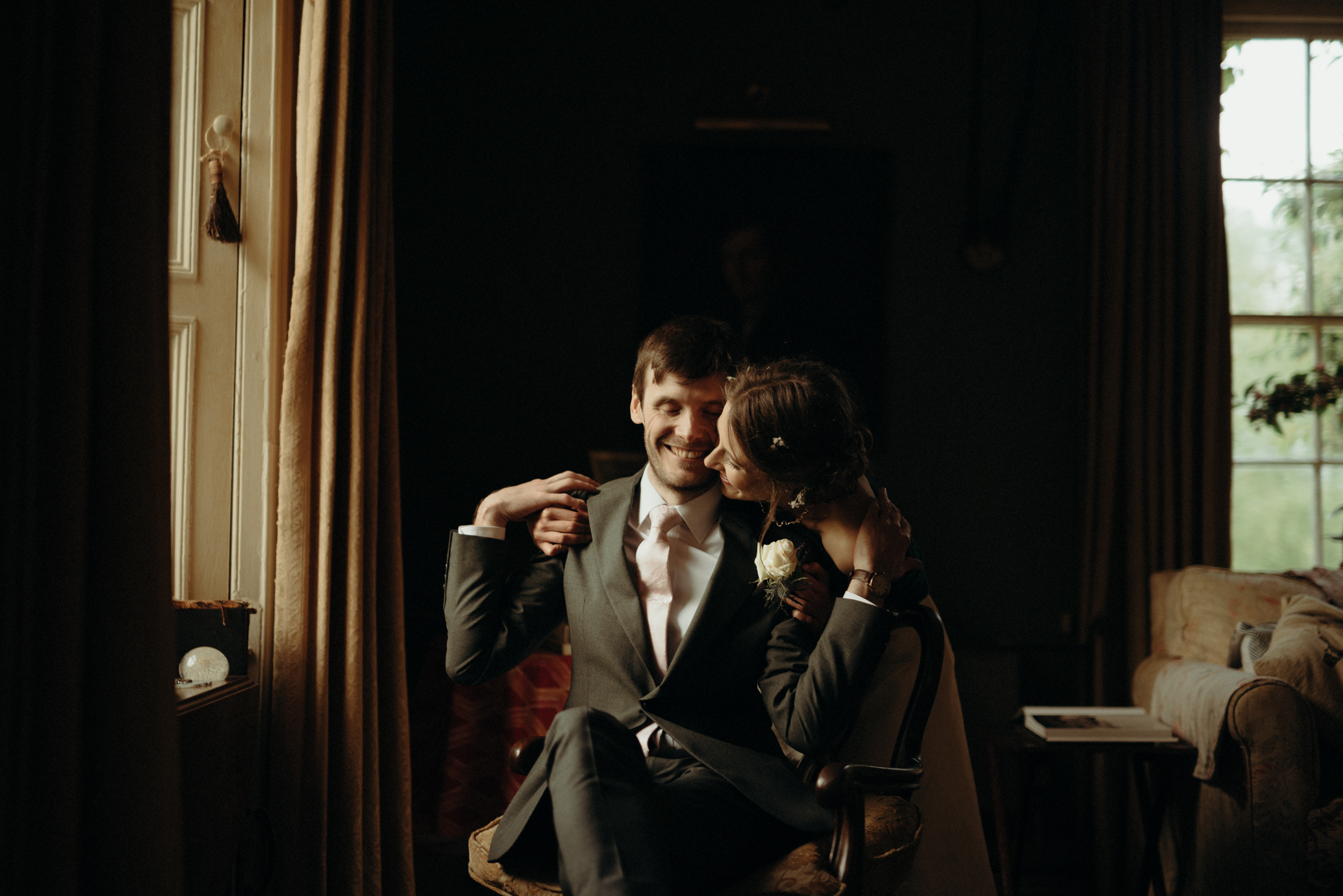 Alternative Wedding Ireland - Elopement photographer Ireland - Destination Photographer Europe-127.jpg
